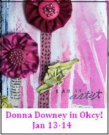 Donna Downey - IN OKCY!!