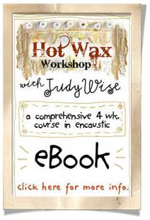 Judy Wise Encaustic E-Book